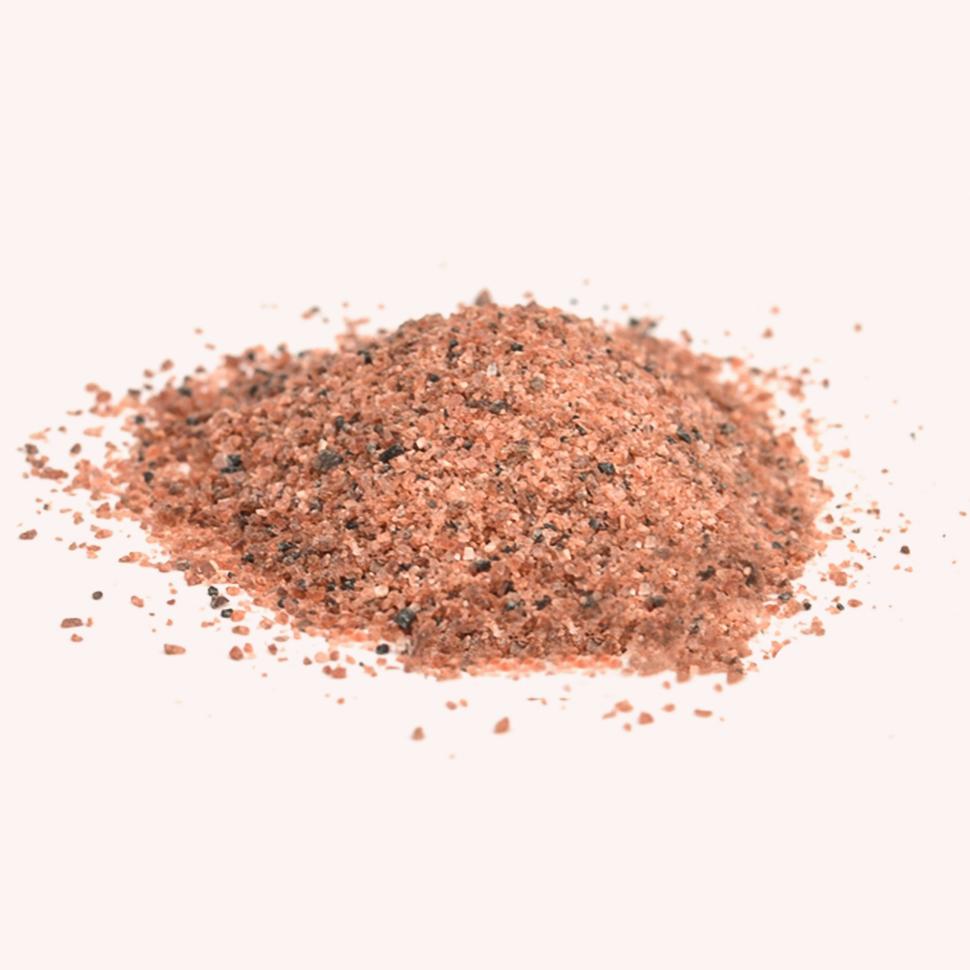 Черная гималайская соль, мелкий помол 0,2-0,5 мм
